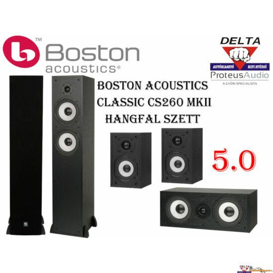 Boston Acoustics Classic CS260 5.0 hangfal szett