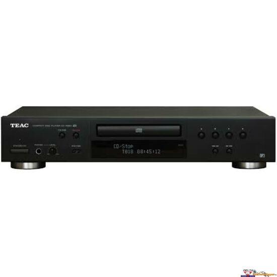 TEAC CD-P650 Középmechanikás CD lejátszó