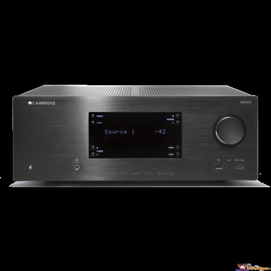 Cambridge Audio CXR200 7.1 Demo Házimozi Erősítő és Hálózati lejátszó