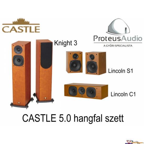 Castle Knight 3 Cinema Pack 5.0 hangfal szett