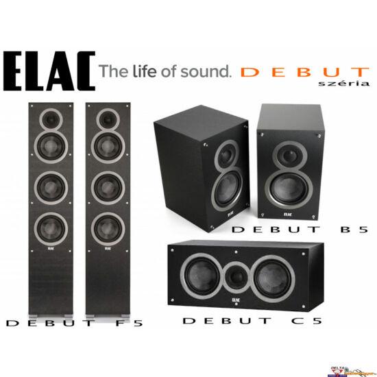 ELAC Debut F5 hangfal szett 5.0
