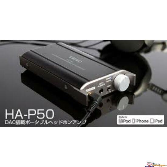 TEAC HA-P50SE Hordozható sztereó fejhallgató erősítő