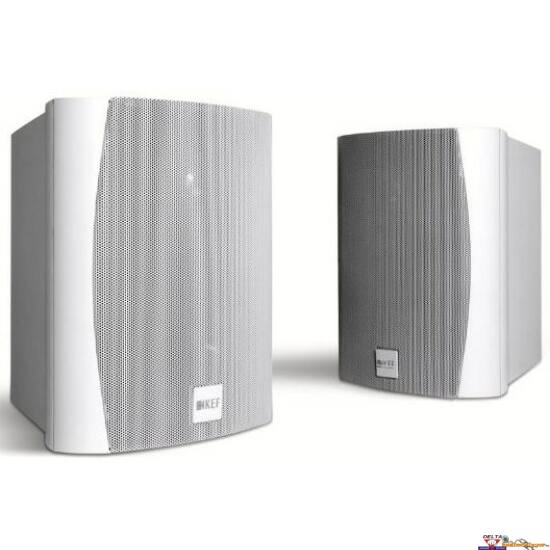 KEF VENTURA 6 kültéri vízálló hangfalpár ip65 minősítéssel