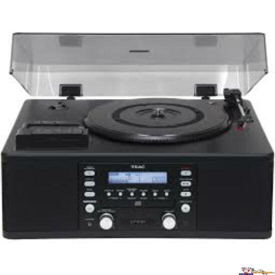 TEAC LP-R500 Lemezjátszó/CD-író rendszer rádióvevővel, erősítővel és beépített hangsugárzókkal