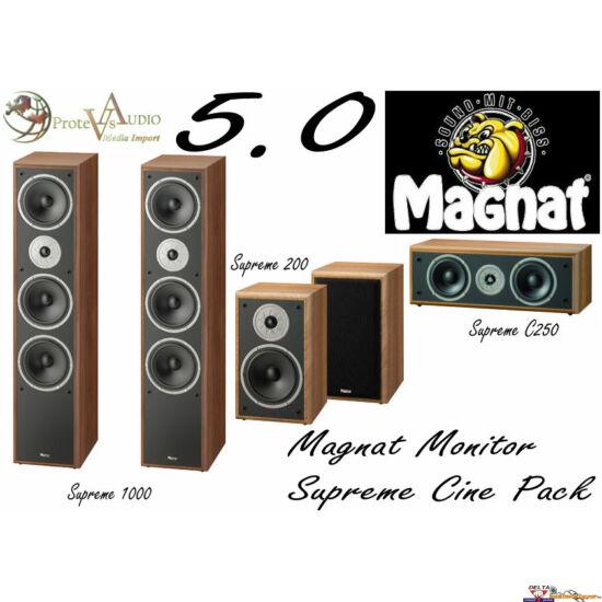 Magnat Monitor Supreme 1002 5.0 hangfal szett