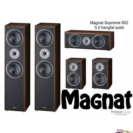 Magnat Monitor Supreme 802 házimozi  hangfalszett