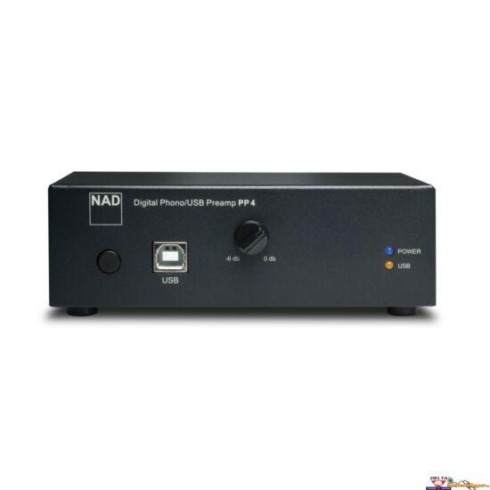 NAD PP4 Phono/USB előerősítő