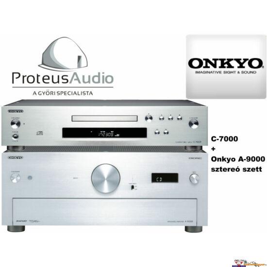 Onkyo A-9000 + C-7000 sztereó szett