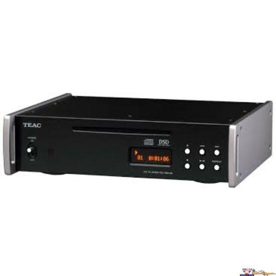 TEAC PD-501HR CD-játszó és natív 5,6 MHz-es DSD fájl lejátszó hálózati csatolóval