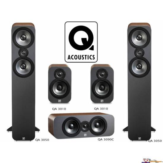 Q ACOUSTICS  QA 3050 / 3010 / 3090C 5.0 hangfal szett