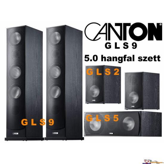 Canton GLS 9 5.0 hangfal szett