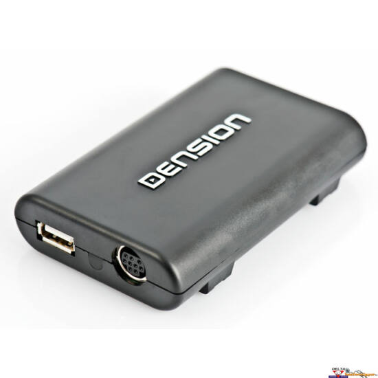 Dension GW Lite VW 12 pin / GWL3VW1 USB illesztő gyári rádiókhoz