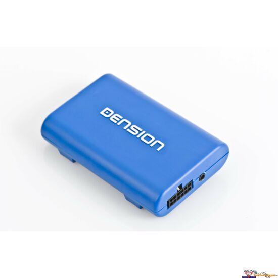 Dension GW Lite BT VW 8 PIN A2DP/GBL3VW8 Bluetooth-os USB illesztő gyári rádiókhoz