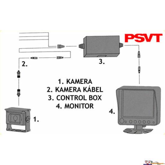 PSWT AE-PL20B  20m toldókábel
