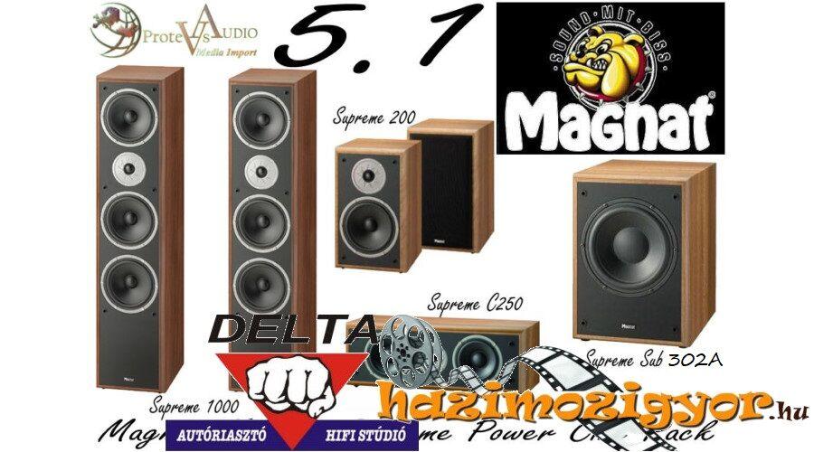 magnat monitor supreme 1002 5 1 hangfal szett 302a. Black Bedroom Furniture Sets. Home Design Ideas