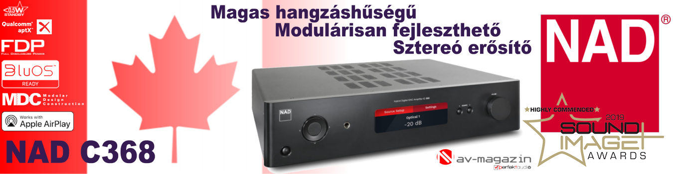 NAD C368